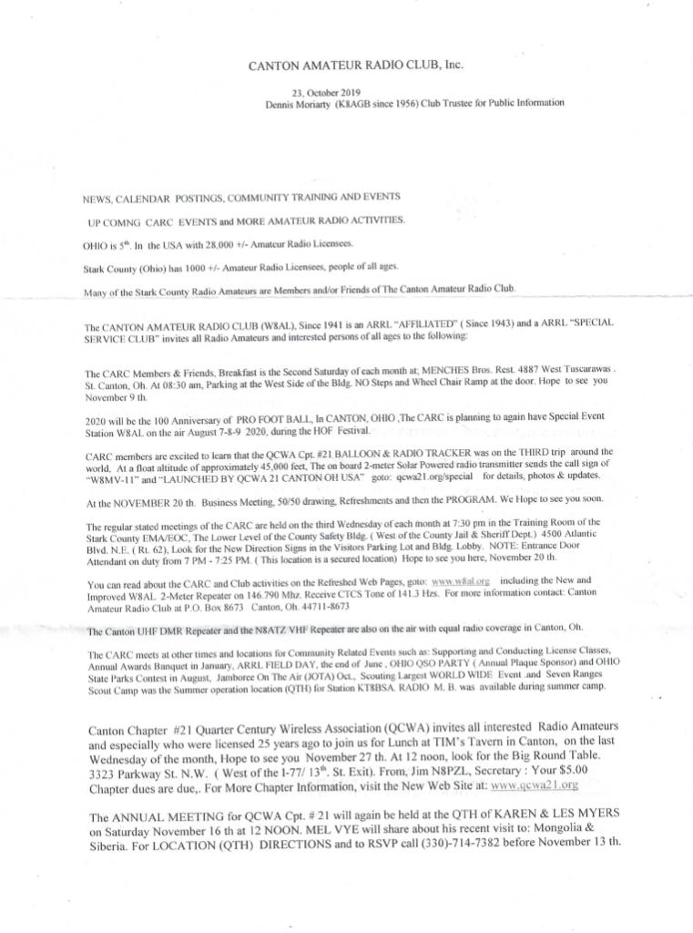 october 23rd 2019 press release, scanned